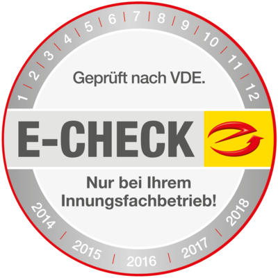 Der E-Check bei Georg Wagner GmbH & Co in Lohr/Main